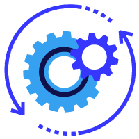 automation solution icon