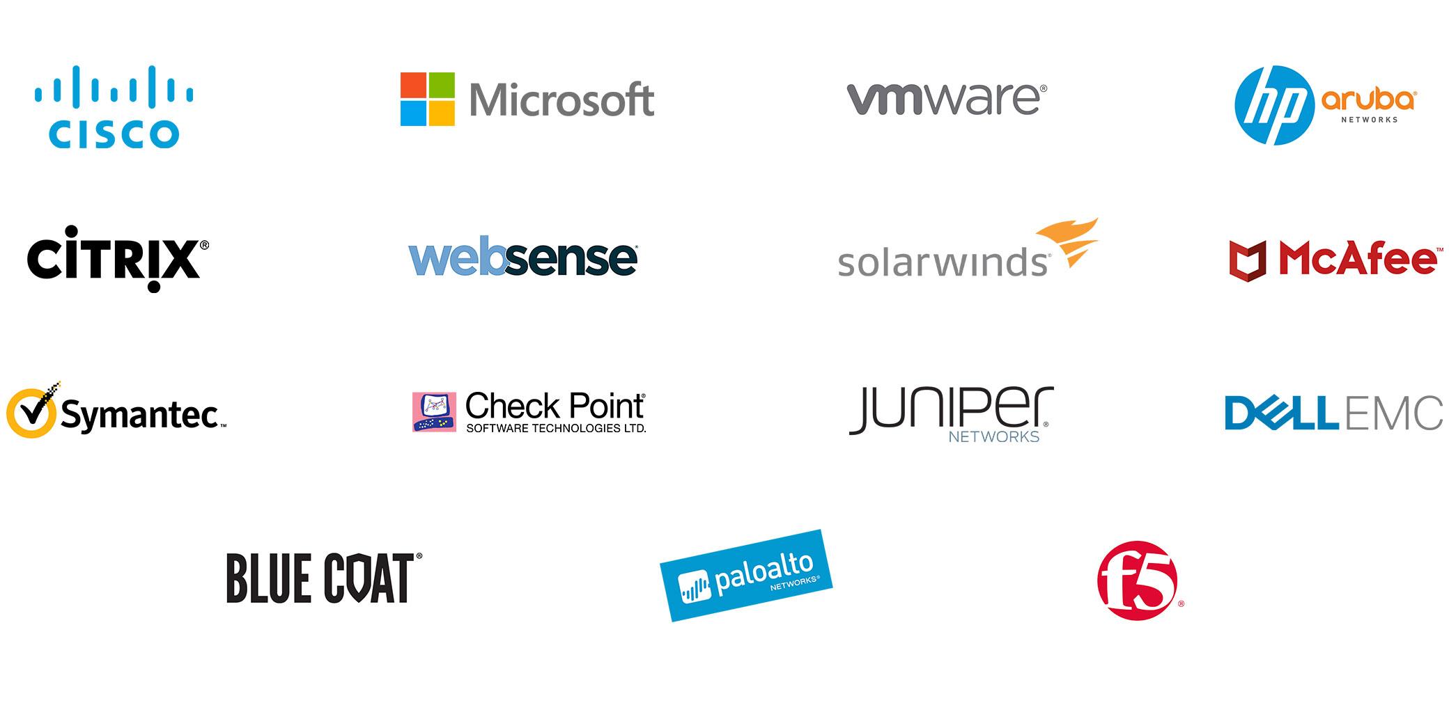 vendor product logos